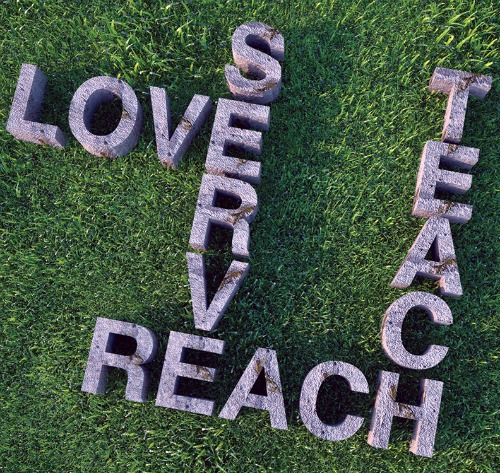 Love Serve Teach Reach