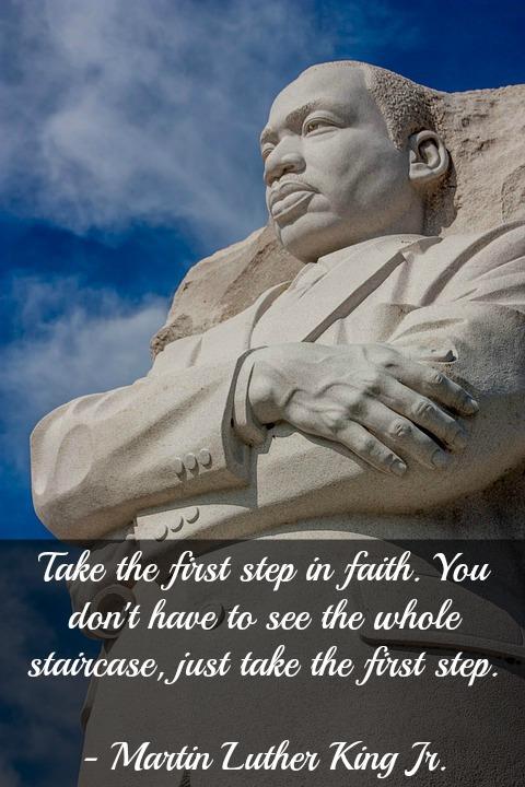 MLK Faith