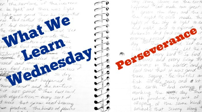 WWLW Perseverance