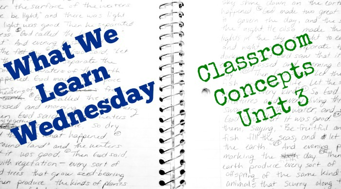 WWLW - Classroom Concepts