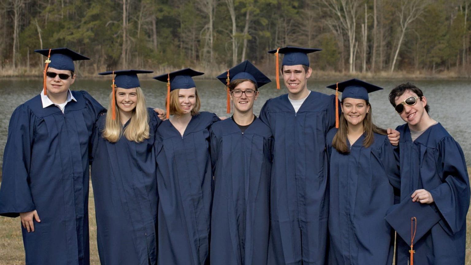 High School Grads at Hope Academy